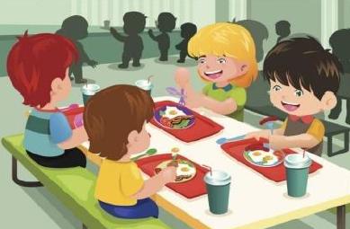 Pranzo alunni